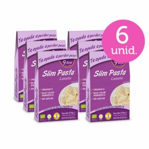 Pack 6 Slim Pasta lasaña