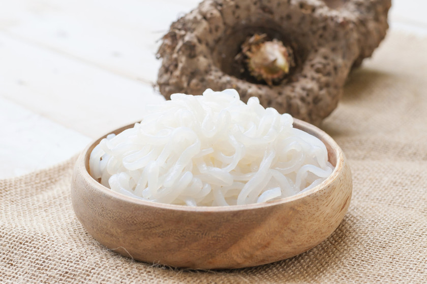 Beneficios konjac