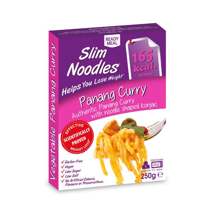 Ready Meal Slim Salsa Veg Panang